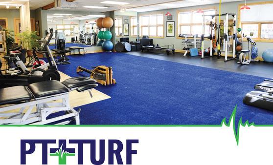 PT Turf Logo