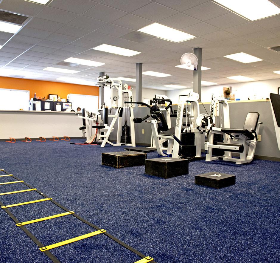 PT Turf Gym